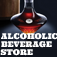 Responsive Alcoholic Beverages Store