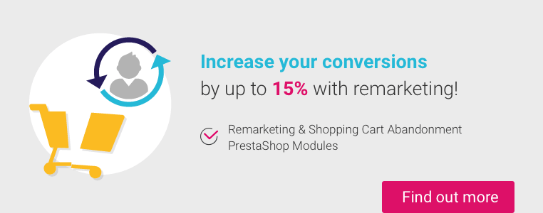 Remarketing & Shopping Cart Abandonment